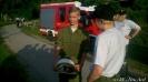 Jugendfeuerwehrübung mit der JFW-Amras